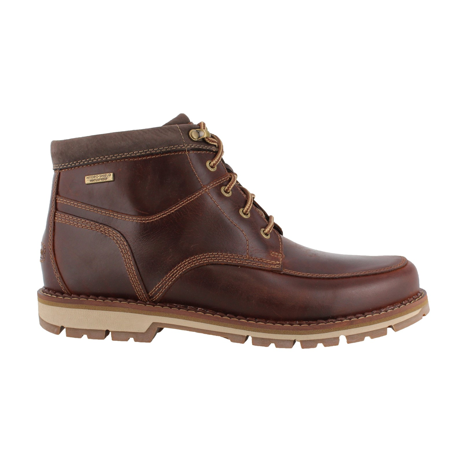 Men's Rockport, Centry Panel Toe Boots