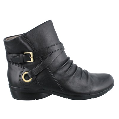 Women's Naturalizer, Cycle low heel ankle boots