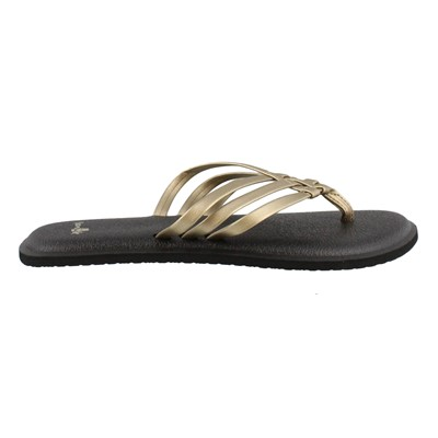 Women's Sanuk, Yoga Salty Thong Sandals