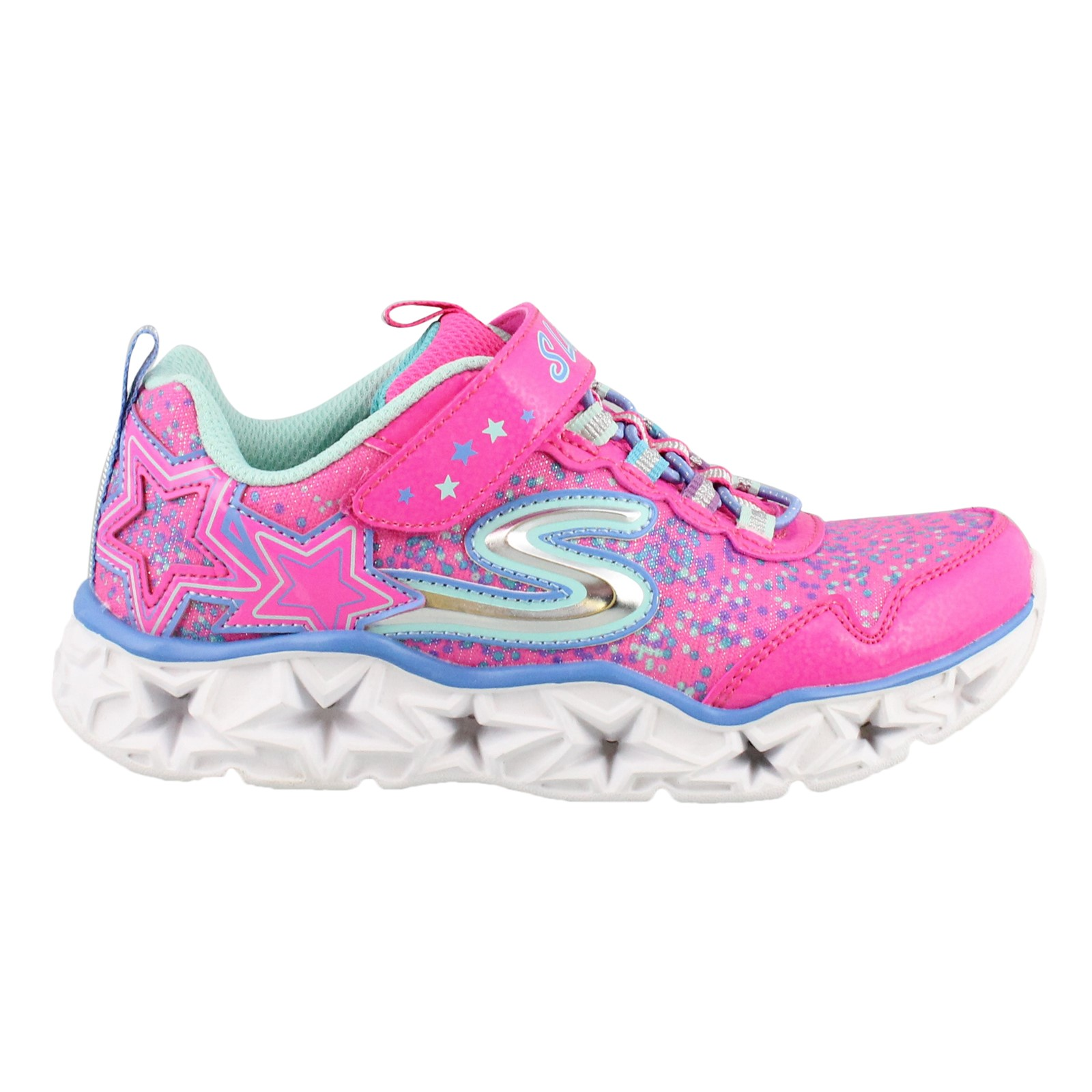 Girl's Skechers, S Lights Galaxy Lights Sneakers