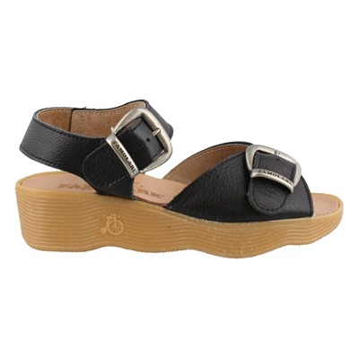 Women's Famolare, Double Play Wedge Sandals