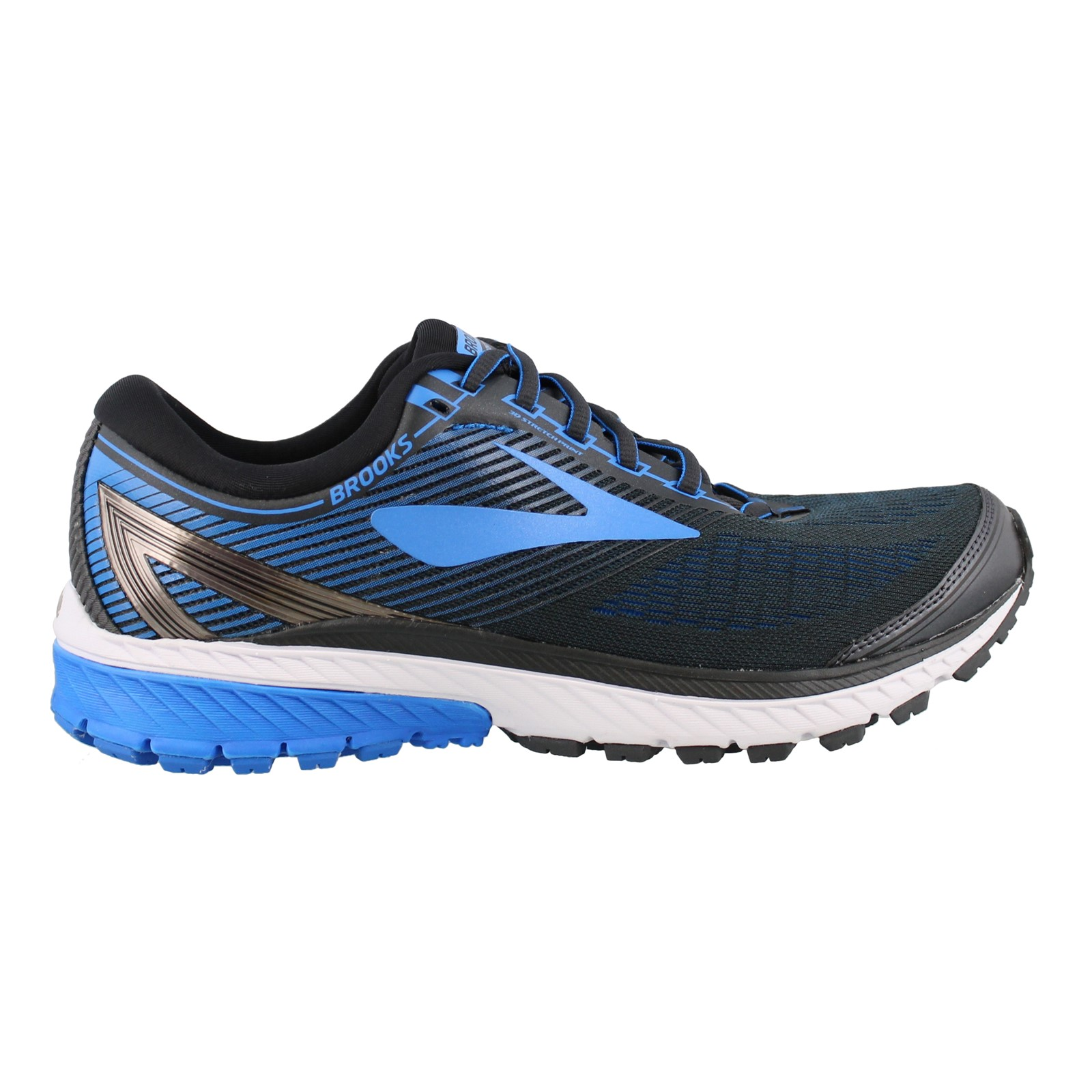 Men's Brooks, Ghost 10 Running Sneakers