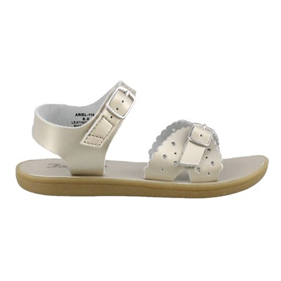Girl's Footmates, Ariel Sandal - Infant & Toddler