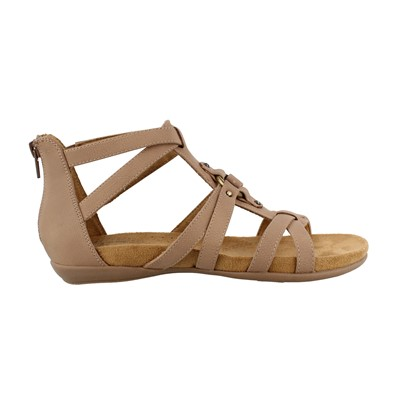 Women's Natural Soul, Annie Gladiator Sandals