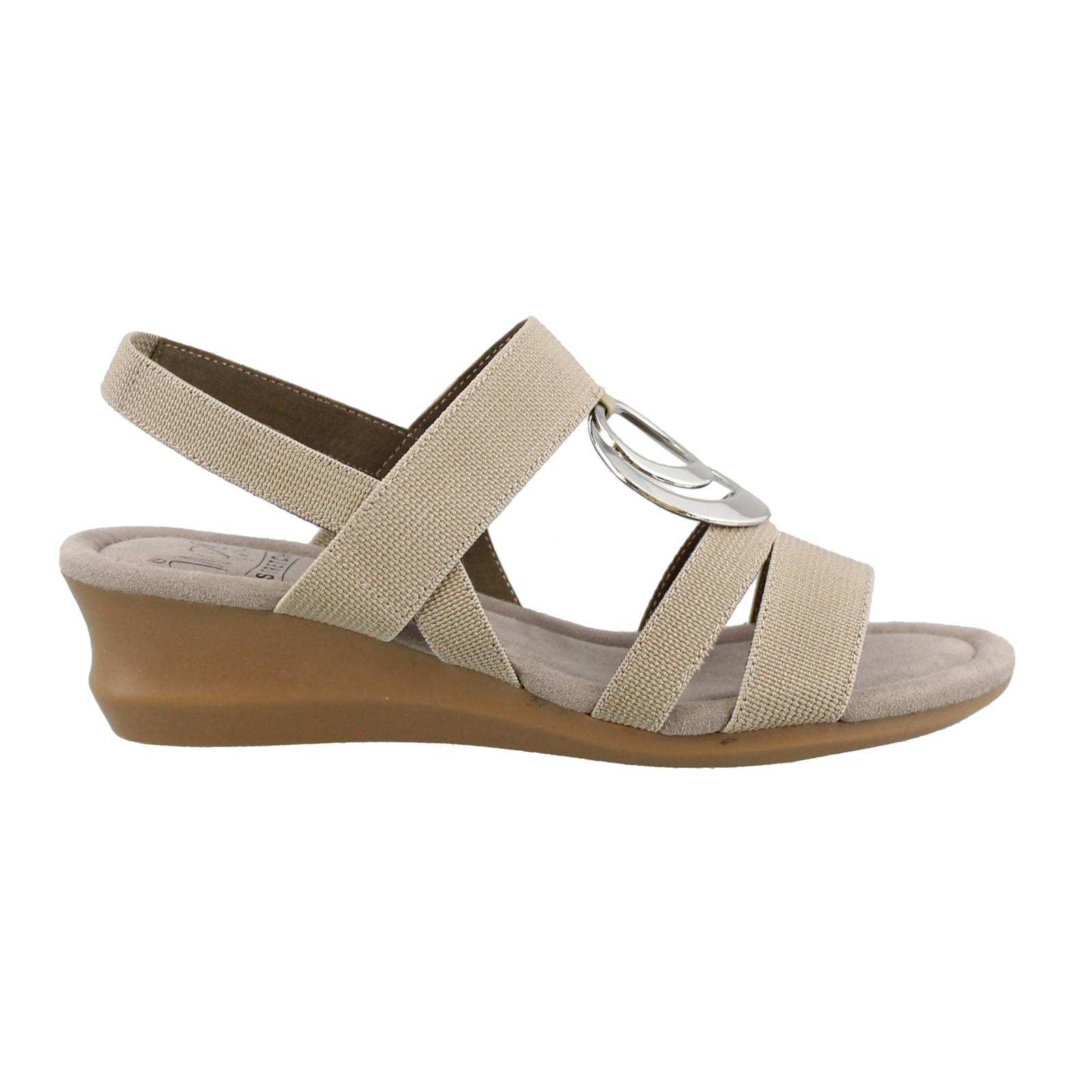 Women's Impo, Geanna Low Heel Sandals