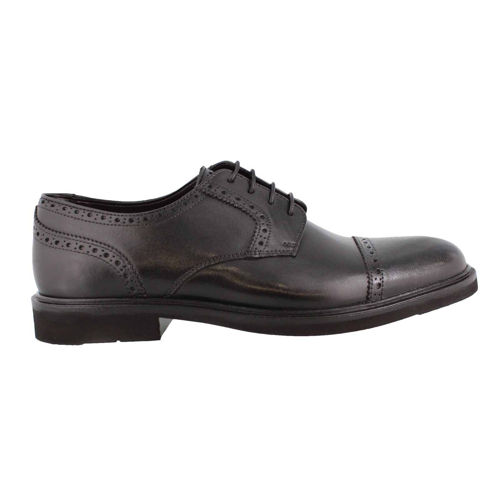 Men's Florsheim, Cleveland Cap Toe Lace up Oxford