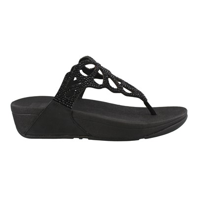 Women's FitFlop, Bumble Crystal Toe Thong