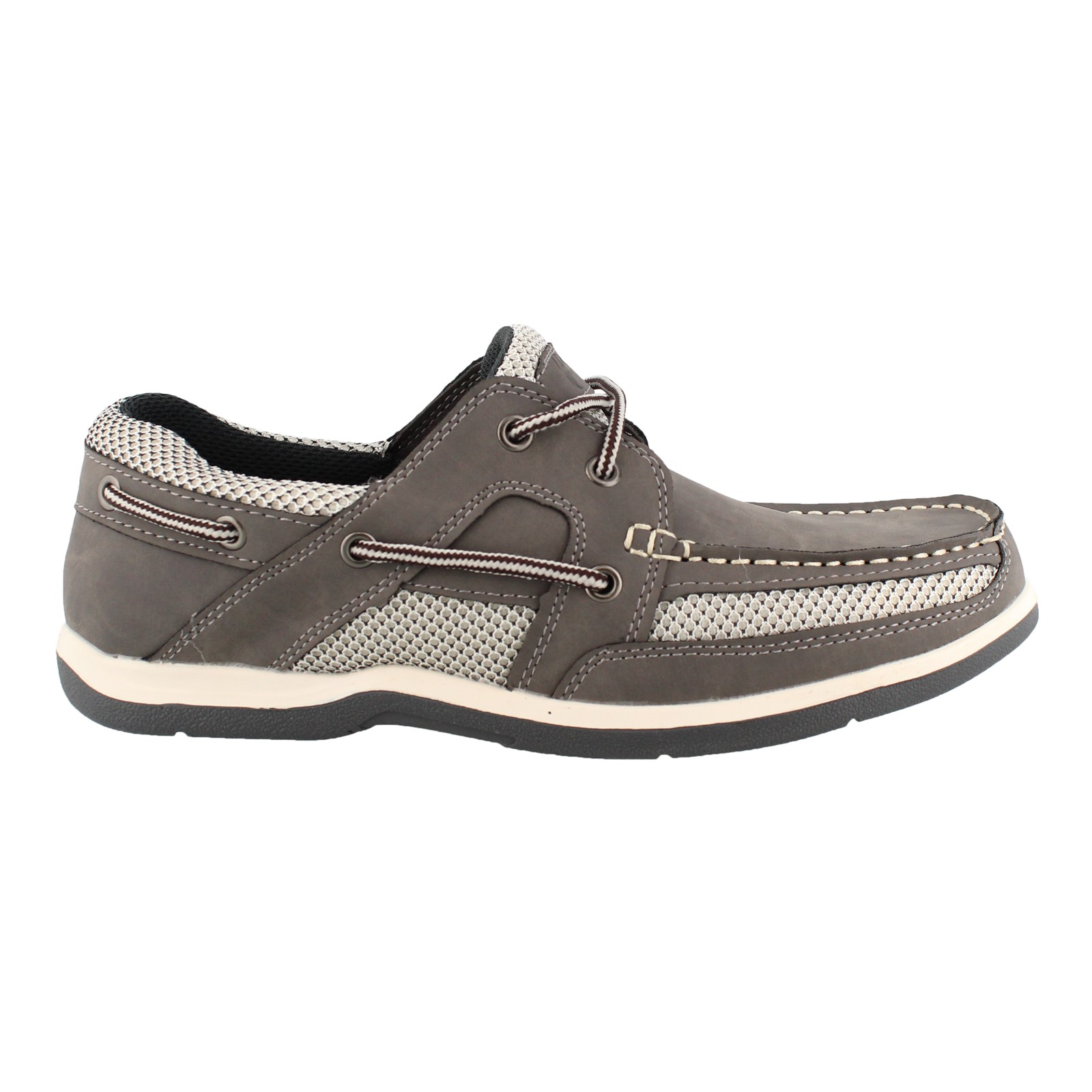 Men's Island Surf Company, Mast Boat Shoes Wide Width