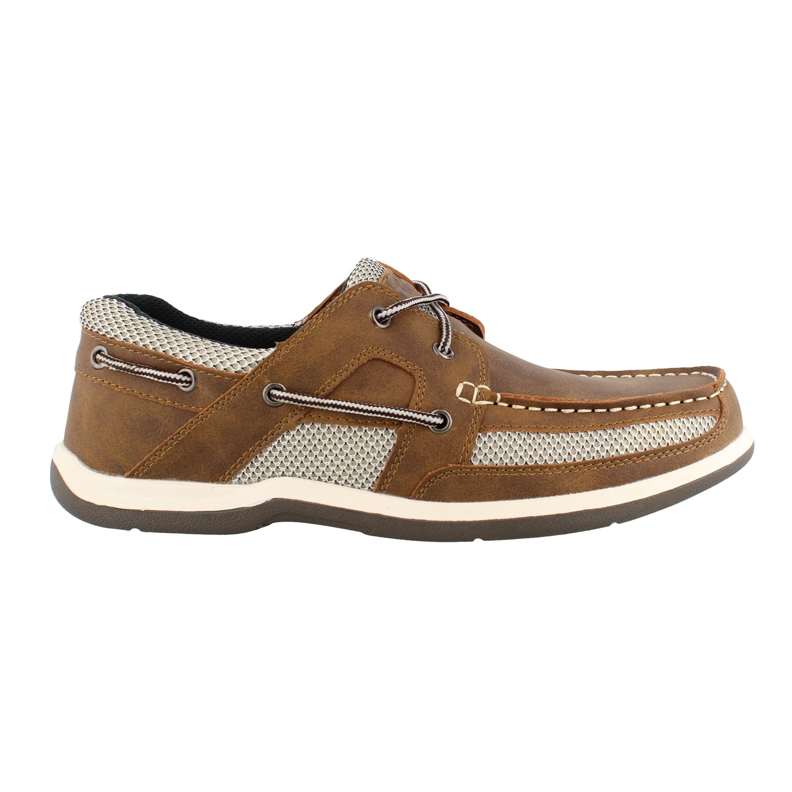 Men's Island Surf Company, Mast Boat Shoes