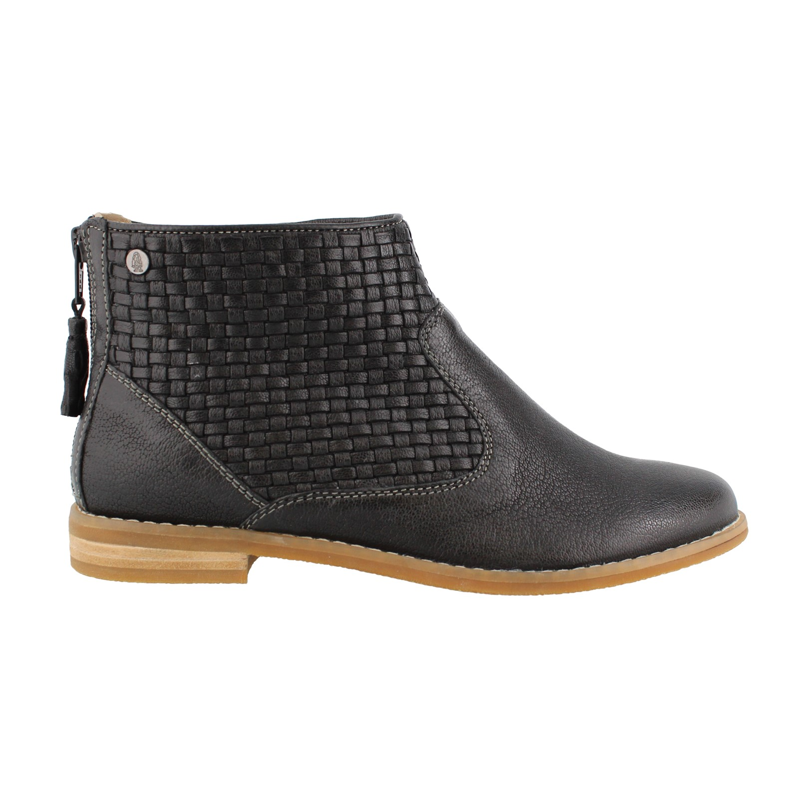 unique design in stock select for original Women's Hush Puppies, Adee Chardon Ankle Boots