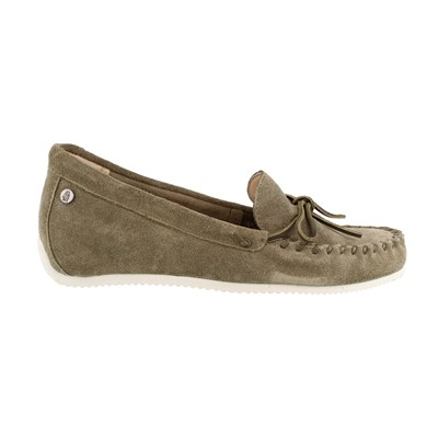 Women's Hush Puppies, Larghetto Mid Wedge Slip on Shoes