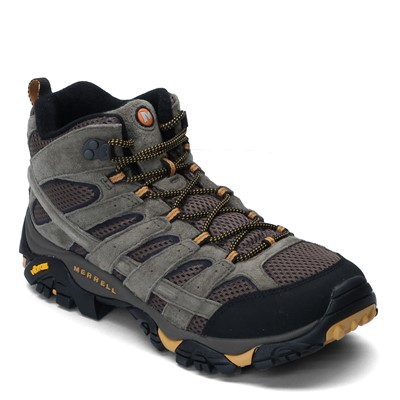 Men's Merrell, Moab 2 Mid Vent Hiking Boots - Wide Width
