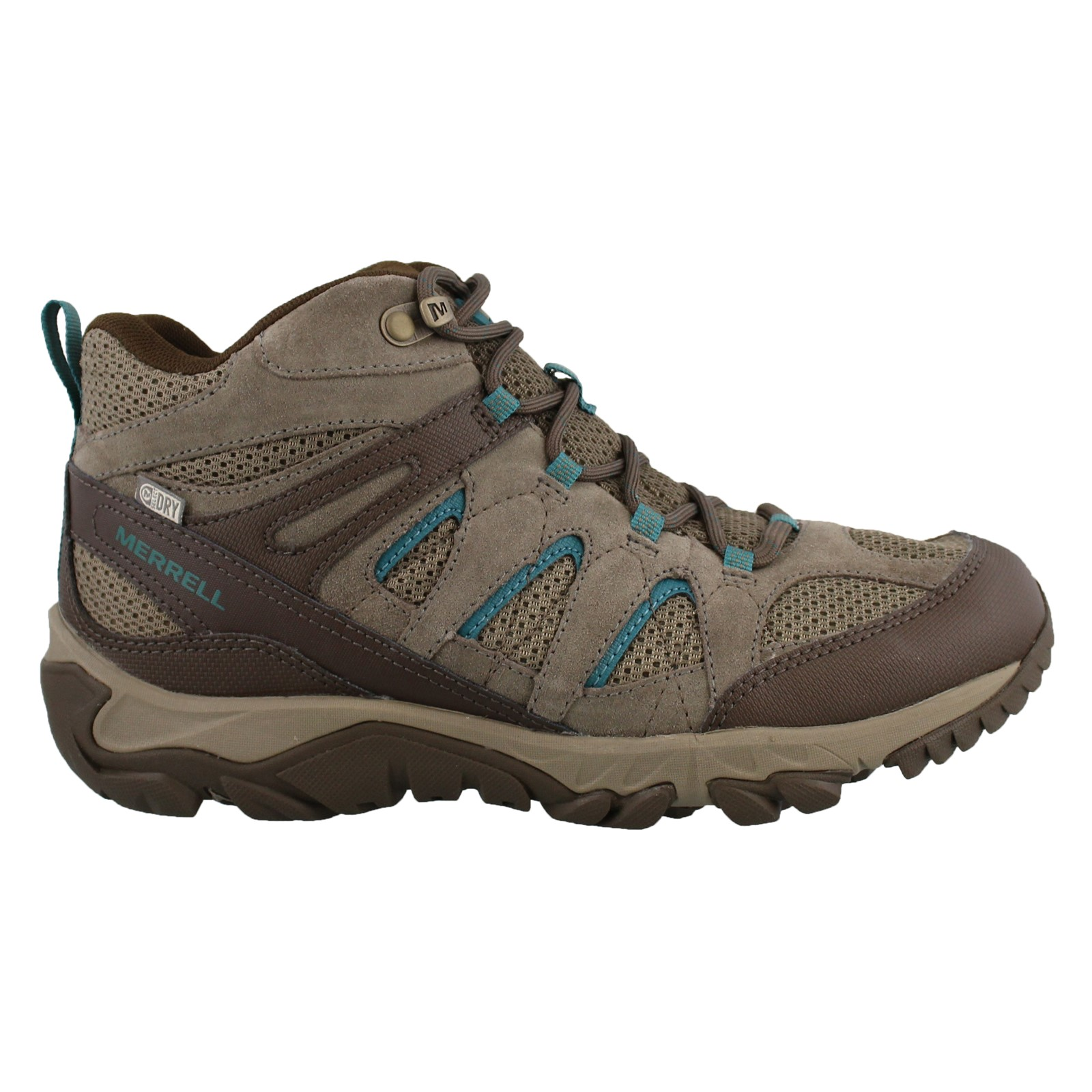 Women's Merrell, Outmost Ventilator Mid Hiking Sneakers