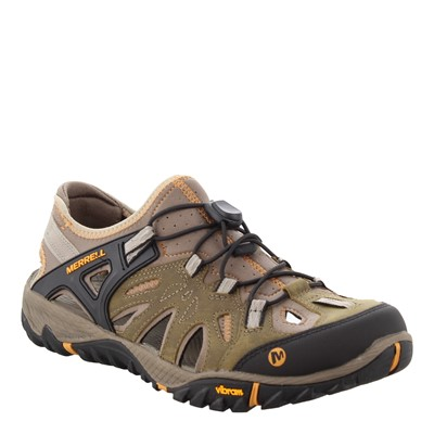 Men's Merrell, All Out Blaze Sieve Sandal