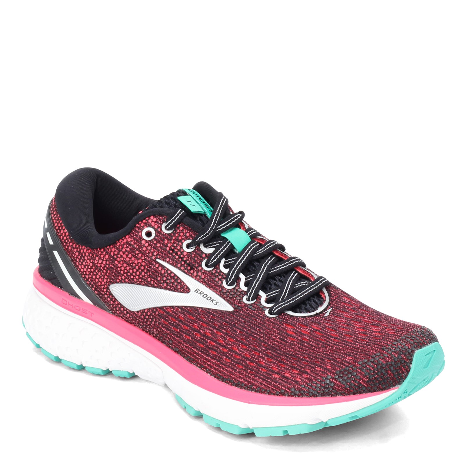 Women's Brooks, Ghost 11 Running Sneakers Wide Width