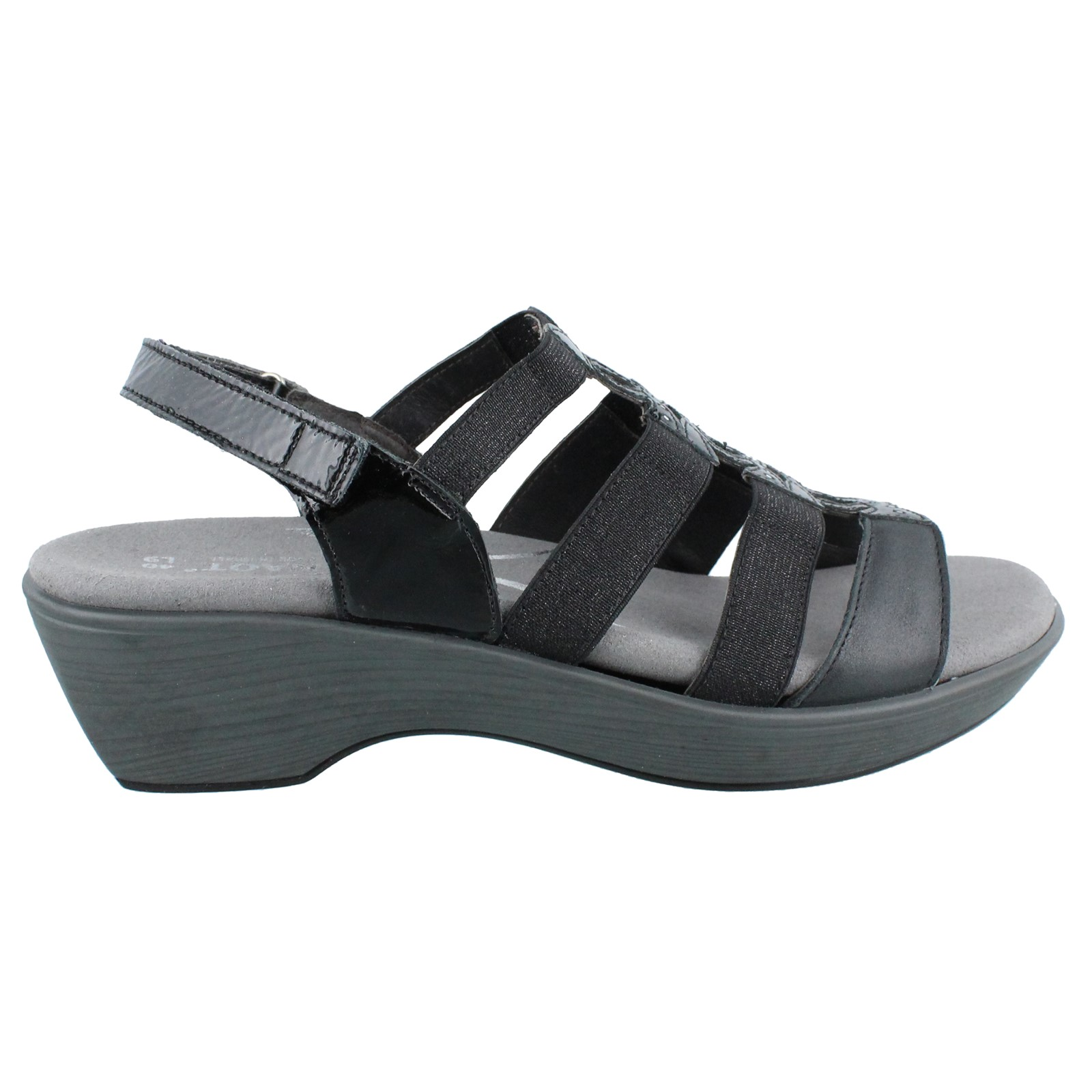 Women's Naot, Malbec low heel Sandals