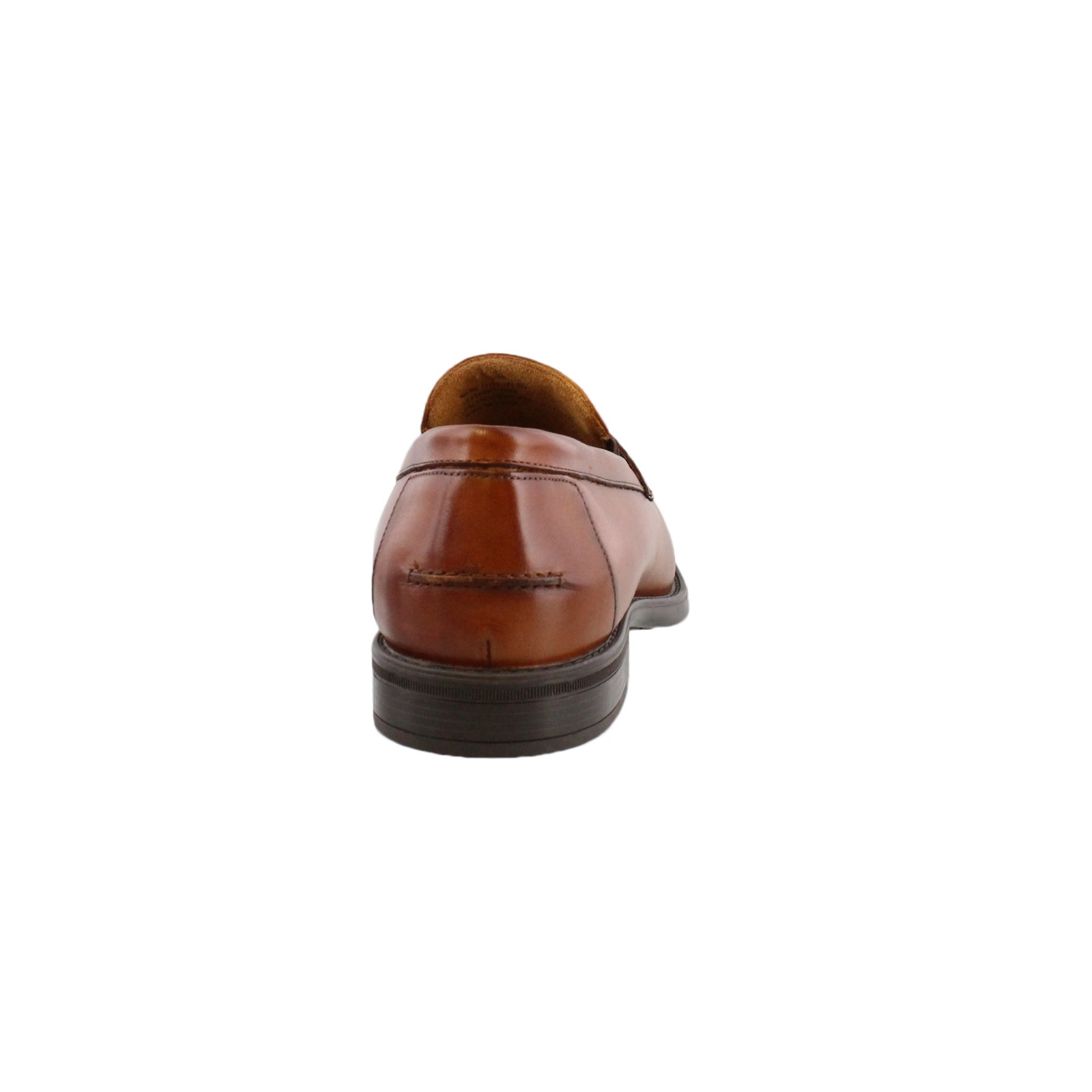 Florsheim Midtown Penny Loafer Mens shoes Cognac Leather Cushioned 12159-221