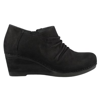 Women's Dansko, Sheena Mid Heel Wedge Booties