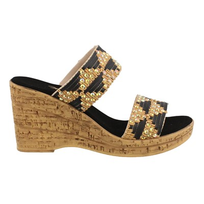 Women's Onex, Mahalo High Heel Wedge Sandals