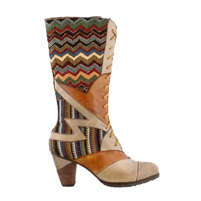 Women's L'Artiste by Spring Step, Malag Tall Shaft Boot
