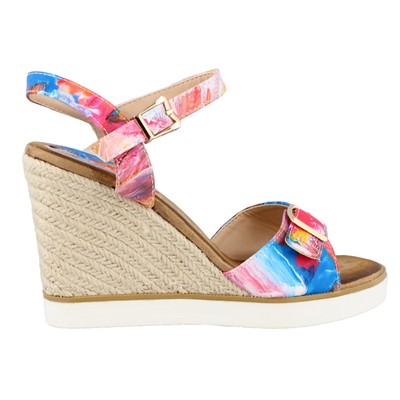 Women's Patrizia, Moa High Heel Wedge Sandal