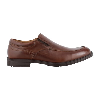 Men's Florsheim, Mogul Moc Toe Slip on Shoes