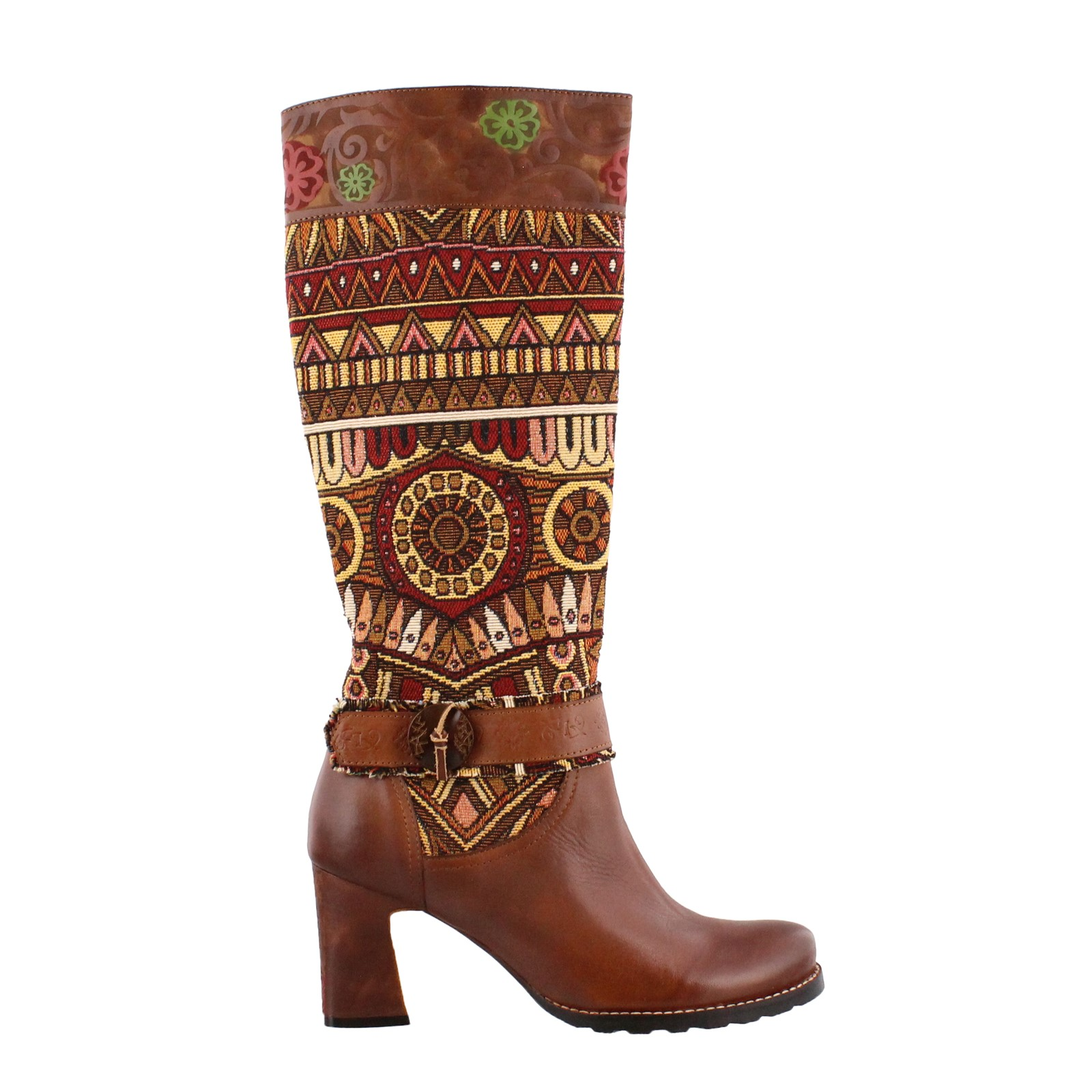 Women's L'Asrtiste by Spring Step, Natalia Tall Shaft Boots