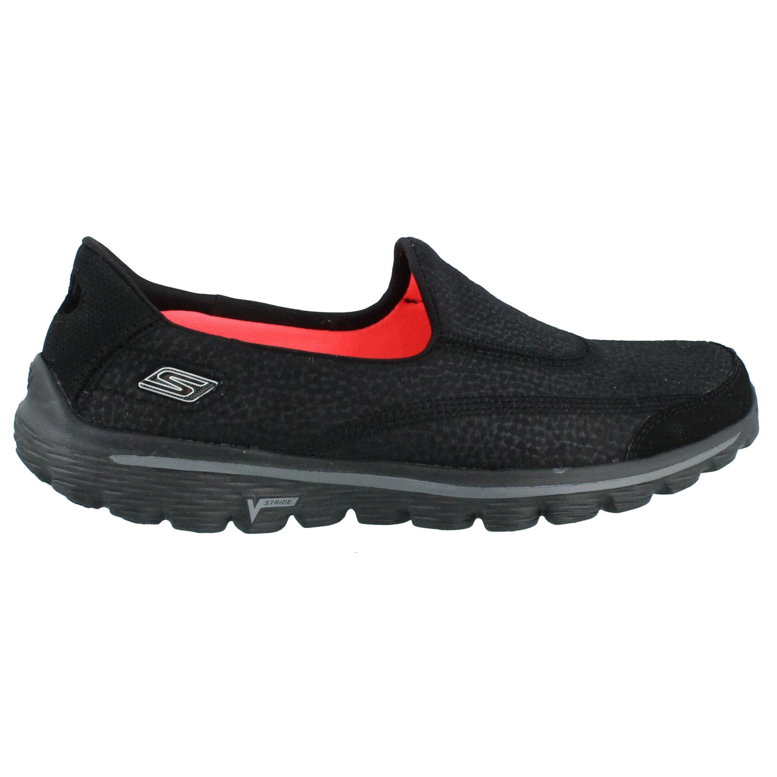 Women's Skechers, Go Walk Linear 2 Slip-on Walking Shoe