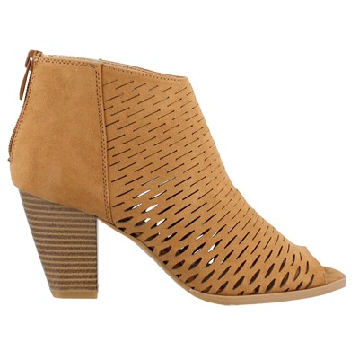 Women's CL by Chinese Laundry, Reagan Peep Toe Bootie