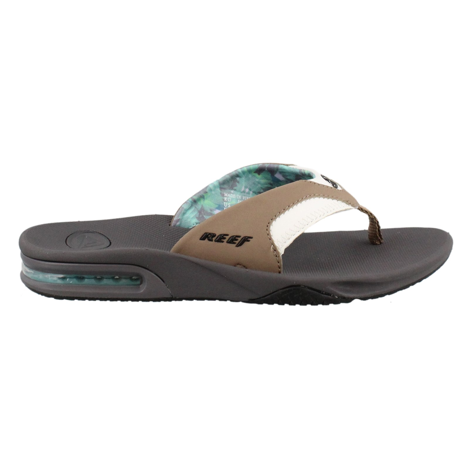 shop for best best quality limpid in sight Women's Reef, Fanning Flip Flop
