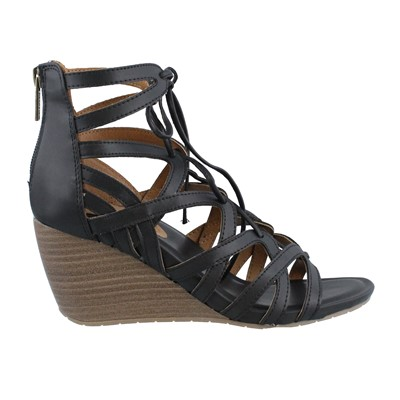 Women's Kenneth Cole Reaction, Cake Pop Mid Heel Wedge Sandals