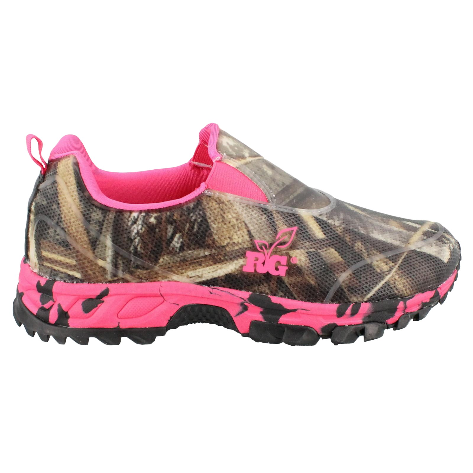 Women's Realtree Outfitters, Ms Viper Slip on Shoe