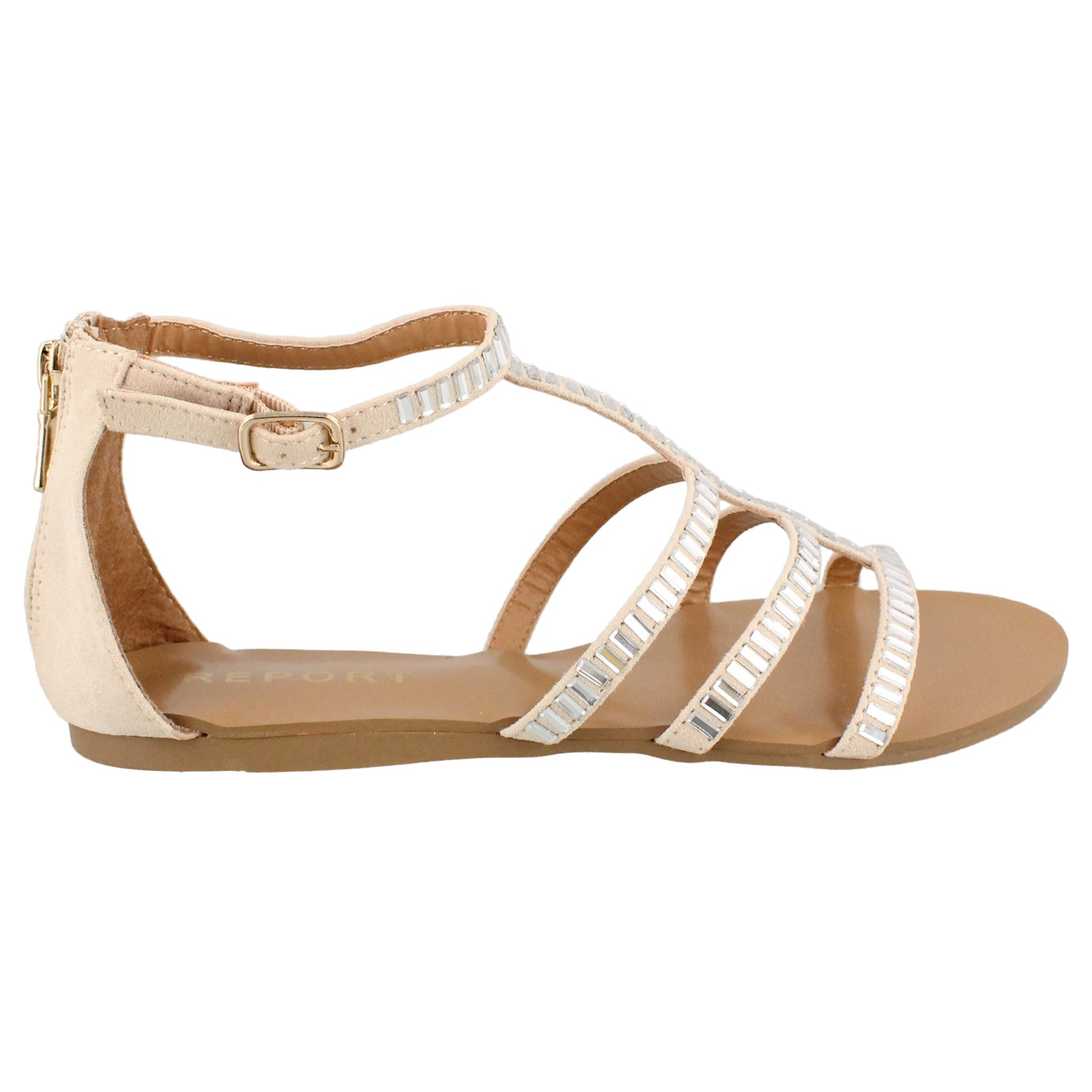 Women's Report, Scott Low Heel Sandal
