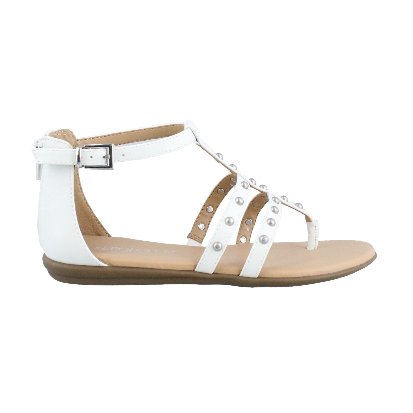 Women's Aerosoles, Social Chlub Gladiator Sandals