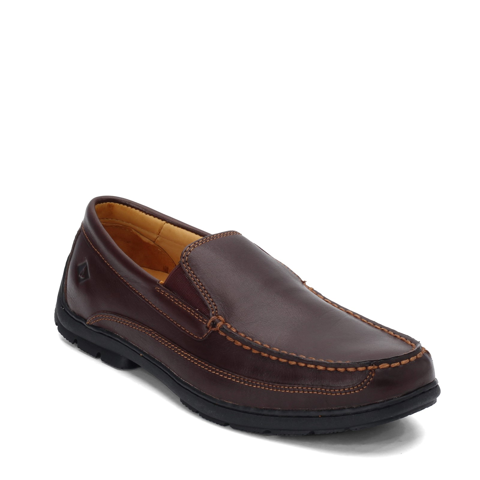 Men's Sperry, Gold Twin Gore Loafer