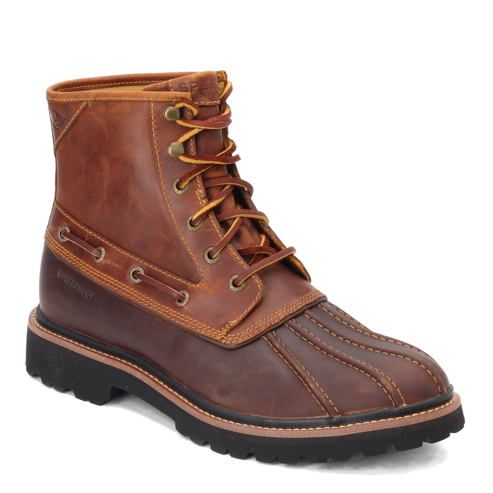 Men's Sperry, Gold Cup Lug Duck Boots