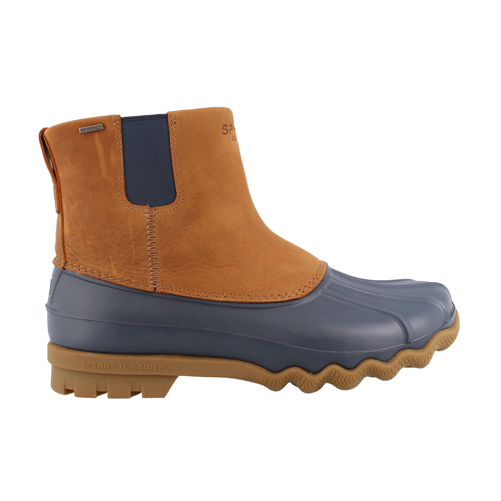 Men's Sperry, Brewster Chelsea Pull on Boots