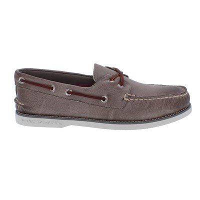 Men's Sperry, Gold Cup Authentic 2 Eye Boat Shoes Cross Lace