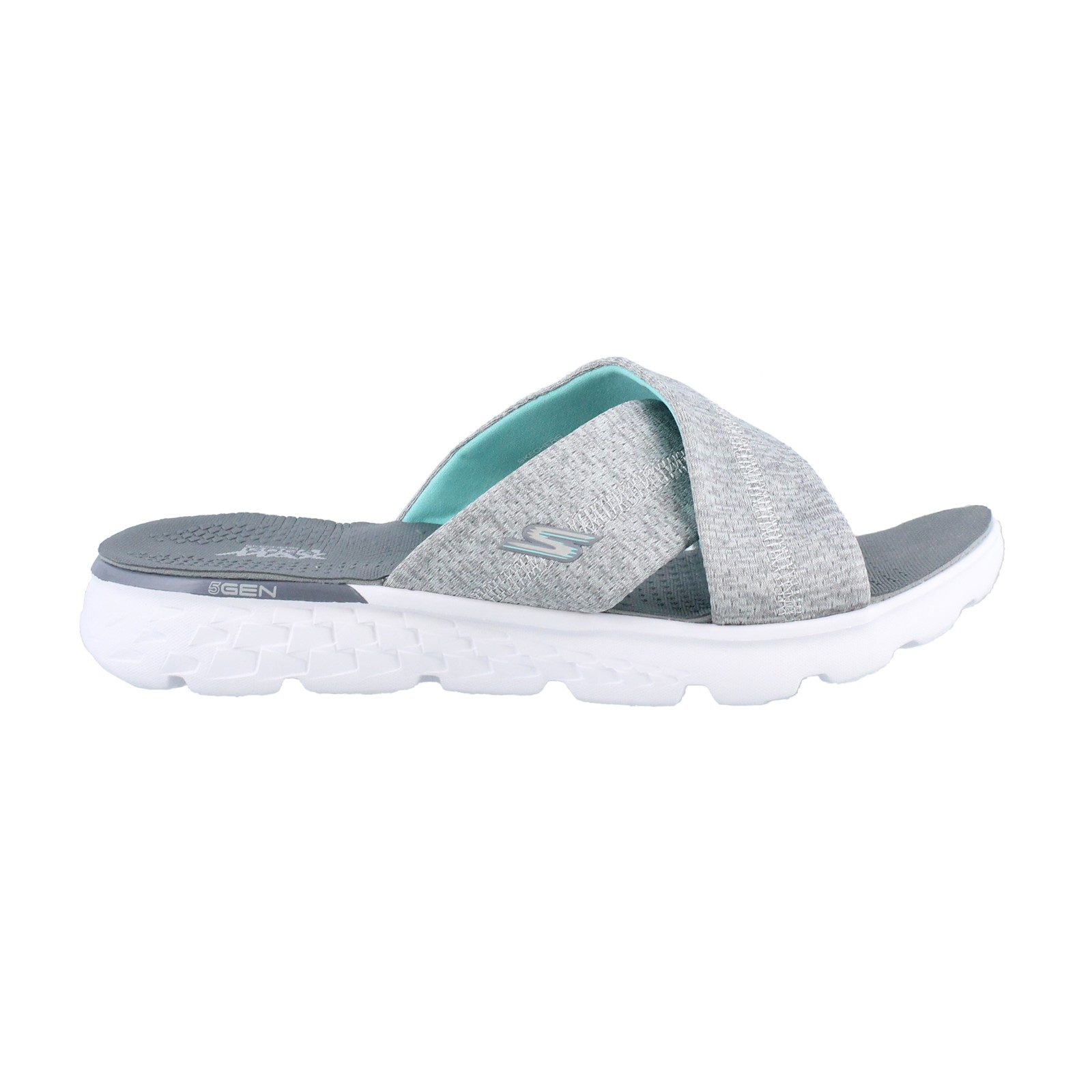 Women's Skechers, On The Go 400 Blissful Slide Sandals