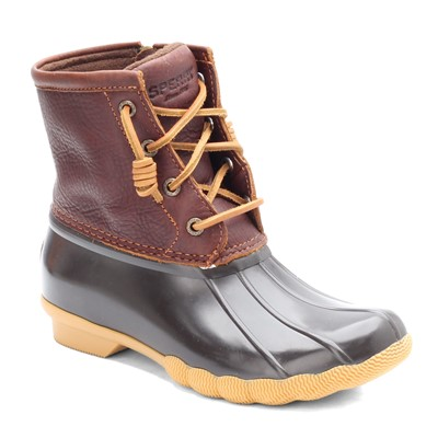 Women's Sperry, Saltwater Rain Boots