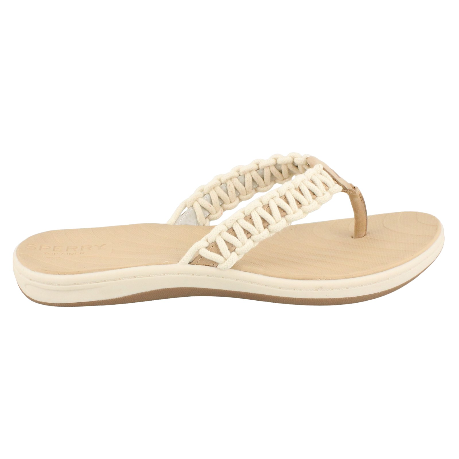 Women's Sperry, Seabrook Current Thong Sandal