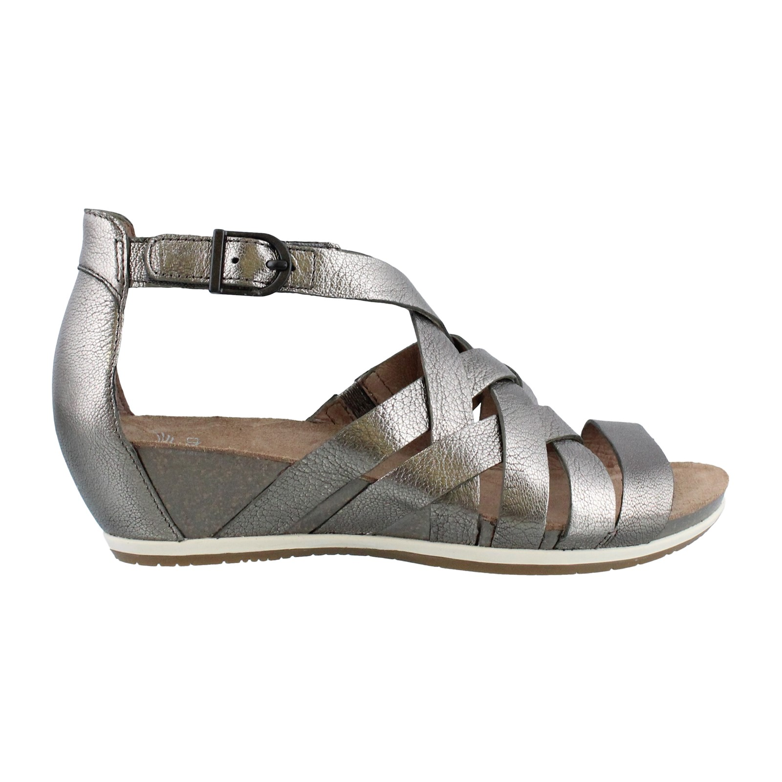 Women's Dansko, Vivian Mid Wedge Sandals