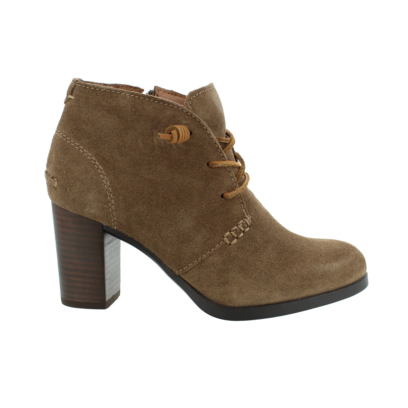 Women's Sperry, Dasher Gale Ankle Booties