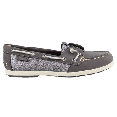 Women's Sperry, Coil Ivy Perforated Boat Shoes