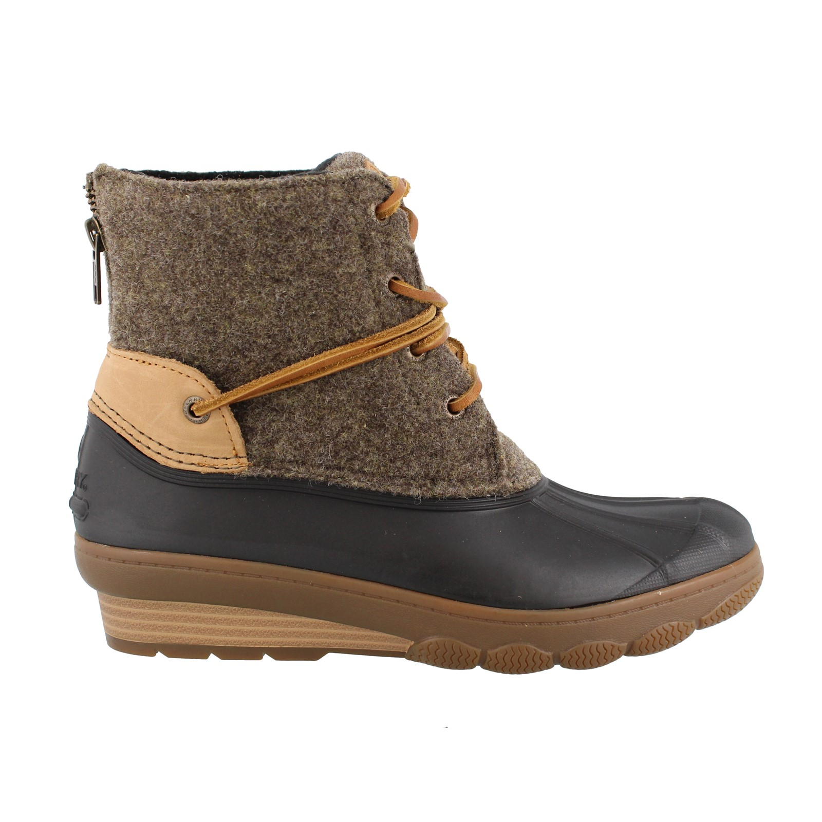 Sperry, Saltwater Wedge Tide boots