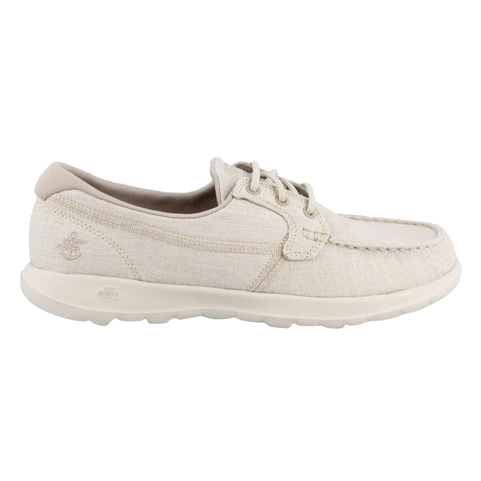 Women's Skechers Performance, Go Walk Lite Isla Boat Shoes