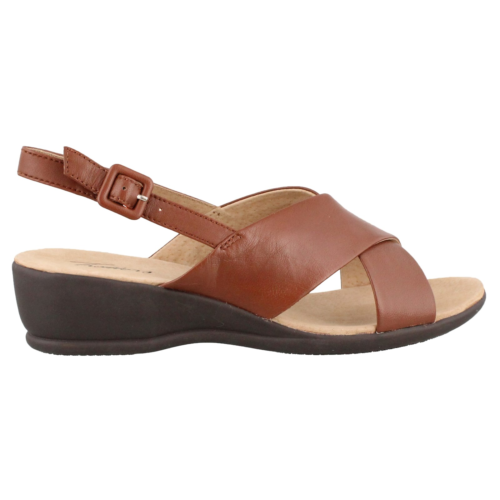Women's Trotters, Lee Low Heel Sandal