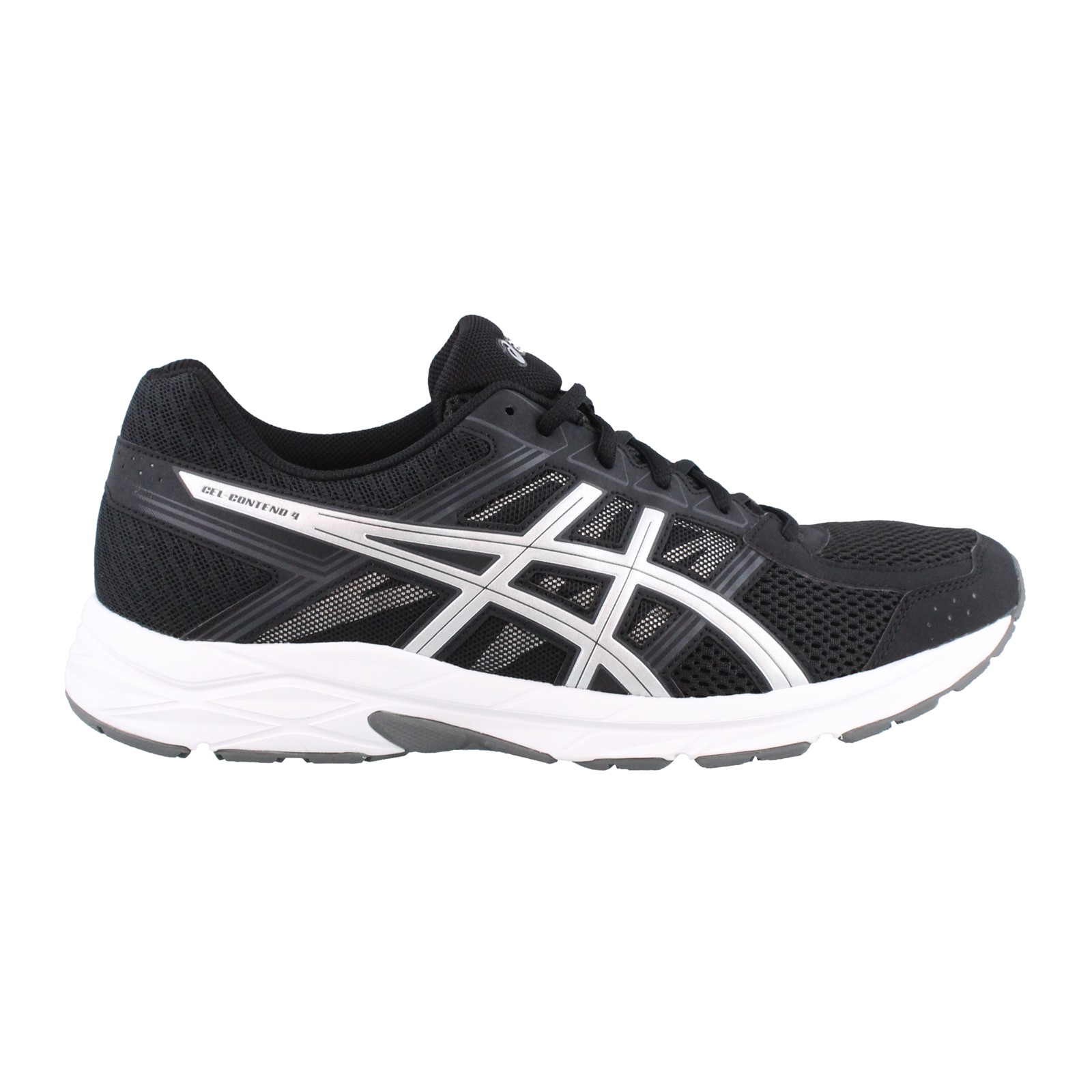 new concept 337ae f27a7 Men's Asics, Gel Contend 4 Running Shoes - Wide Width