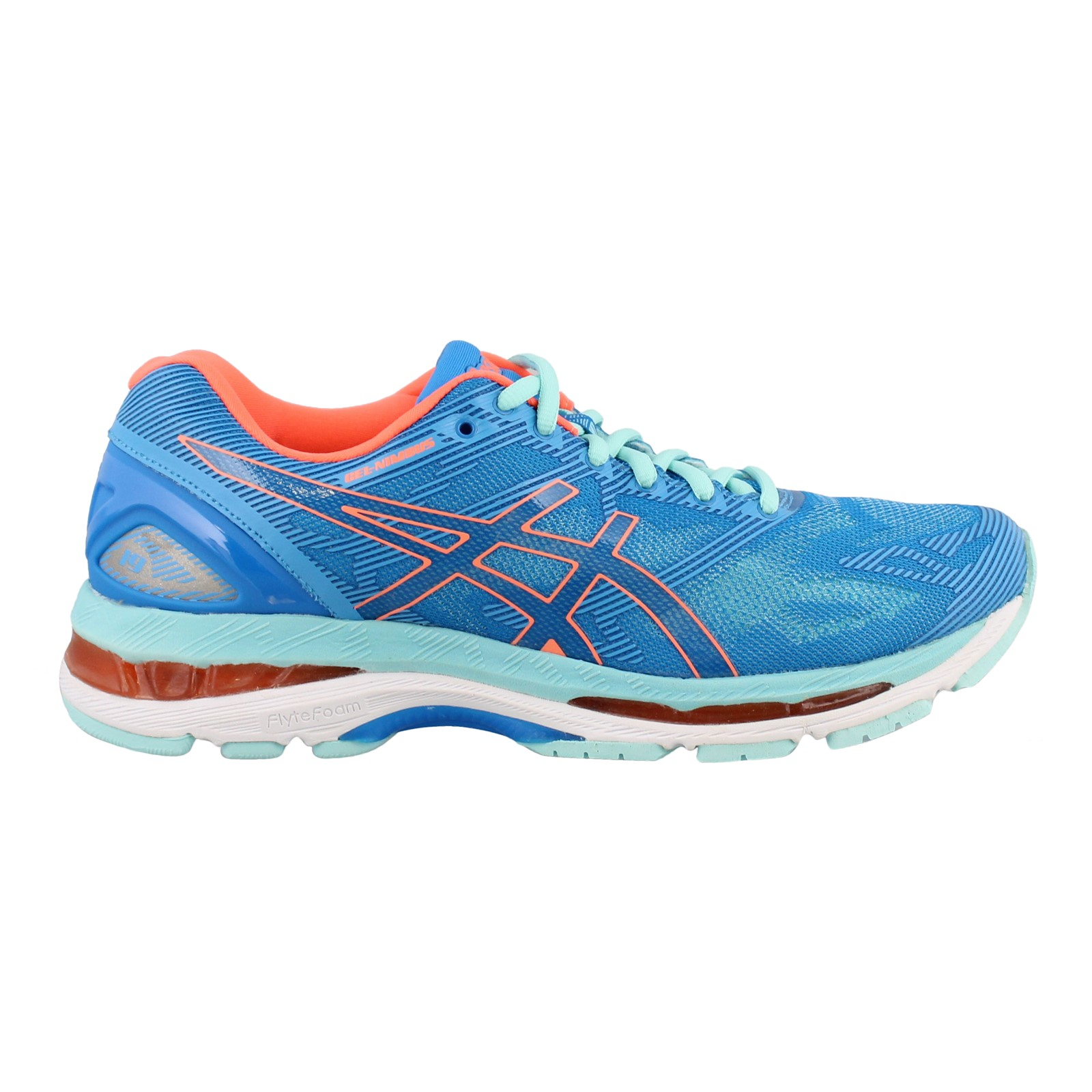 differently 6c615 92be1 Women's Asics, Gel Nimbus 19 Running Sneakers