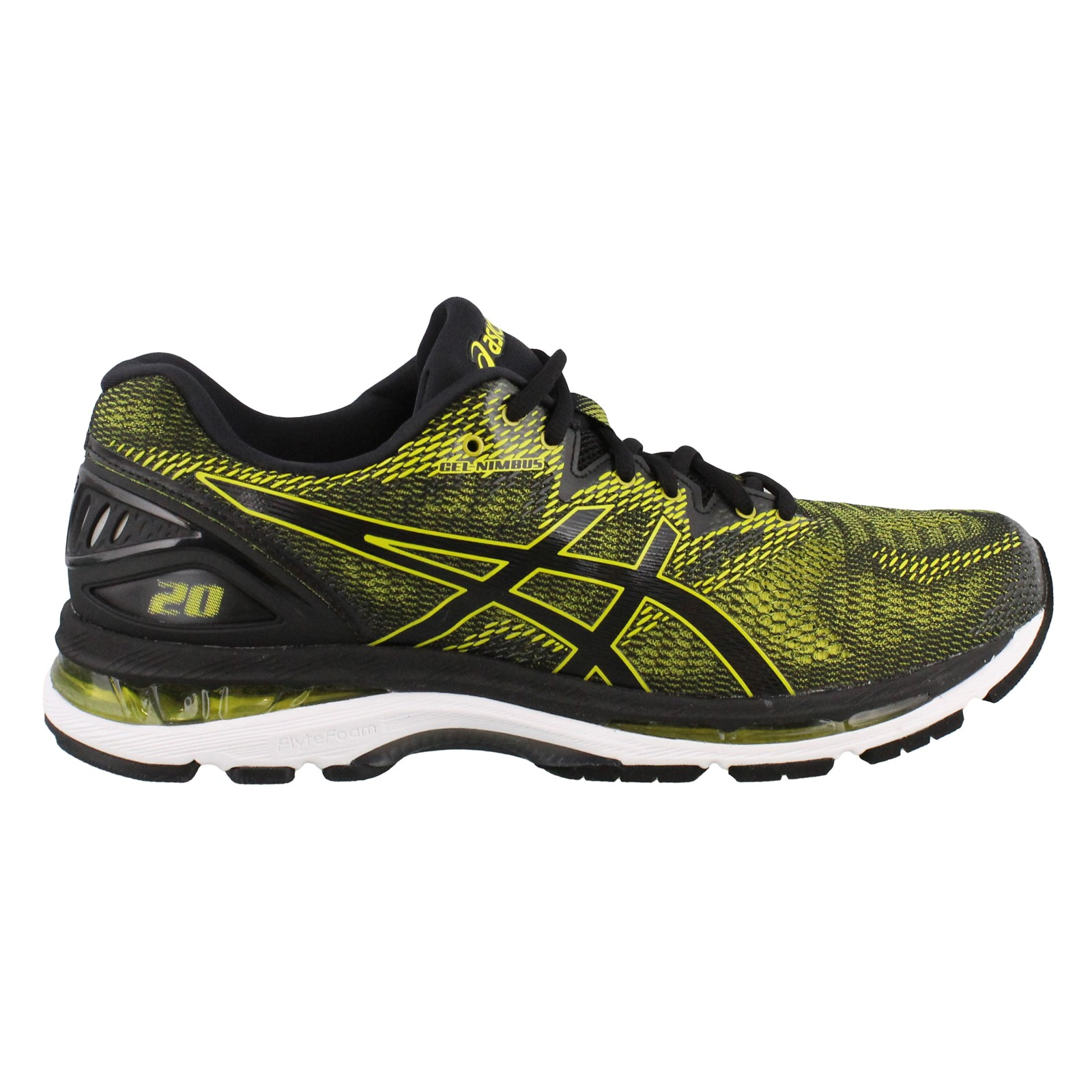 Men's Asics, Gel Nimbus 20 Running Sneakers